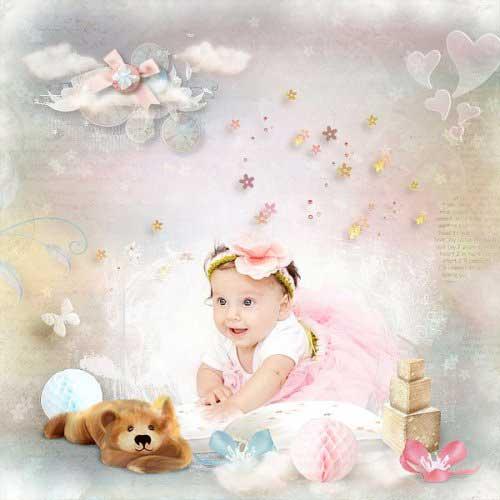 Клипарт с днем рождения для детей