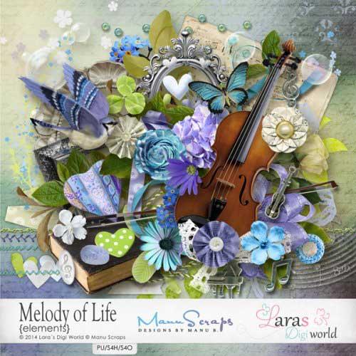 Мелодия жизни